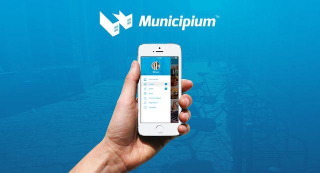 Benvenuto nel servizio App Municipium!